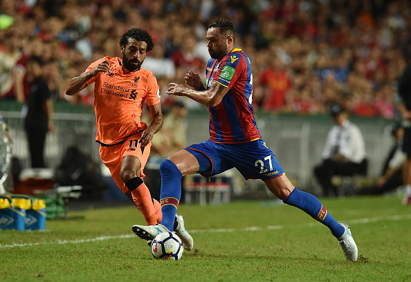 Liverpool FC v Crystal Palace: Premier League Asia Trophy : News Photo