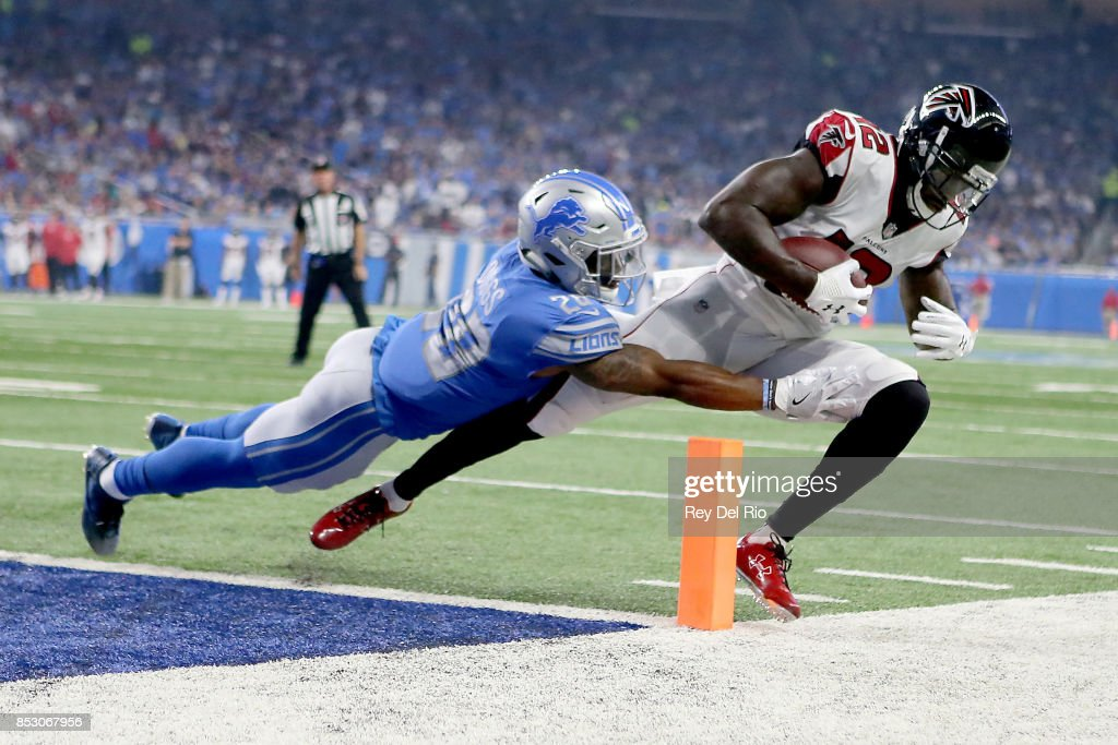 Atlanta Falcons vDetroit Lions