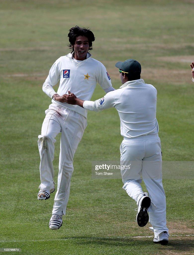 England v Pakistan: 2nd Test - Day Four