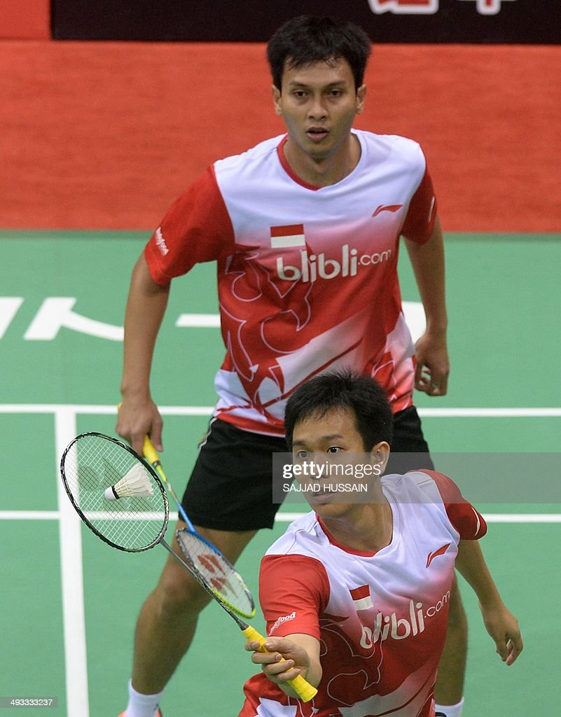 Mohammad Ahsan BACK and Hendra Setiawan play a return to Boon