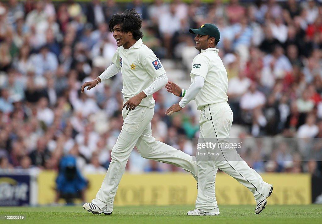 England v Pakistan: 3rd npower Test - Day Three