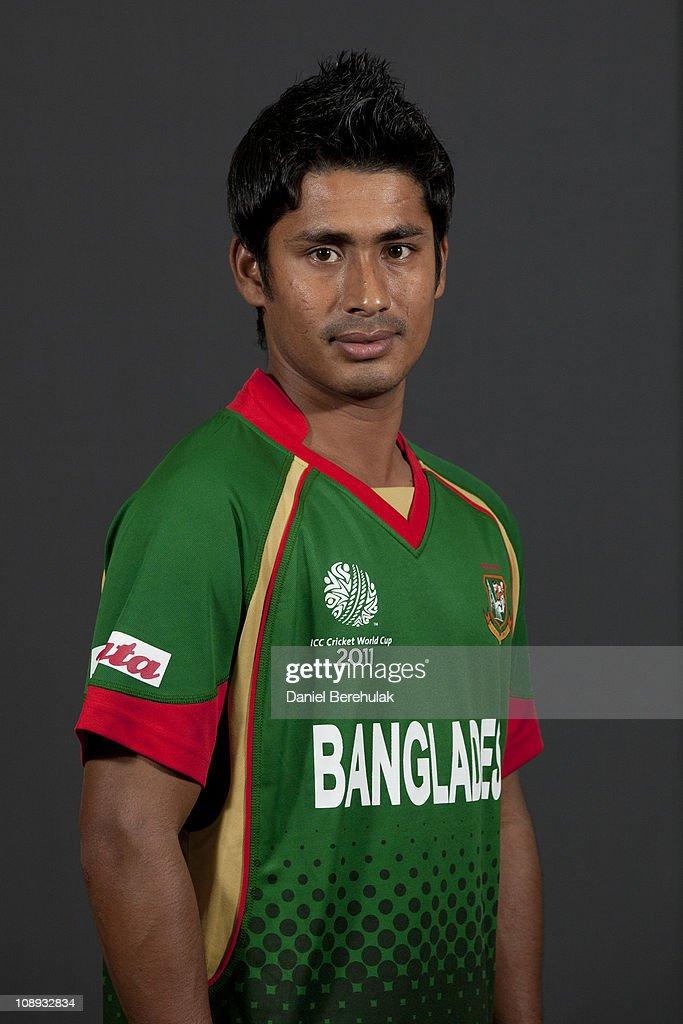2011 ICC World Cup - Bangladesh Portrait Session