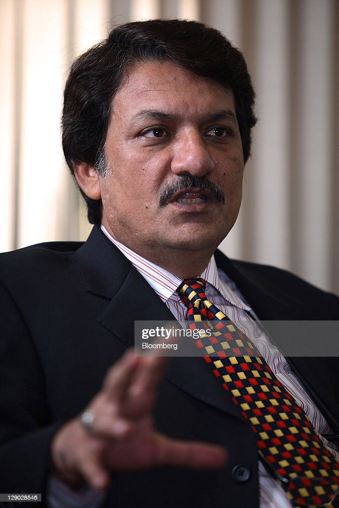 Mohammad Shahid Hussain, chief executive officer of General Tyre & Rubber Co. of Pakistan - mohammad-shahid-hussain-chief-executive-officer-of-general-tyre-co-picture-id129028546