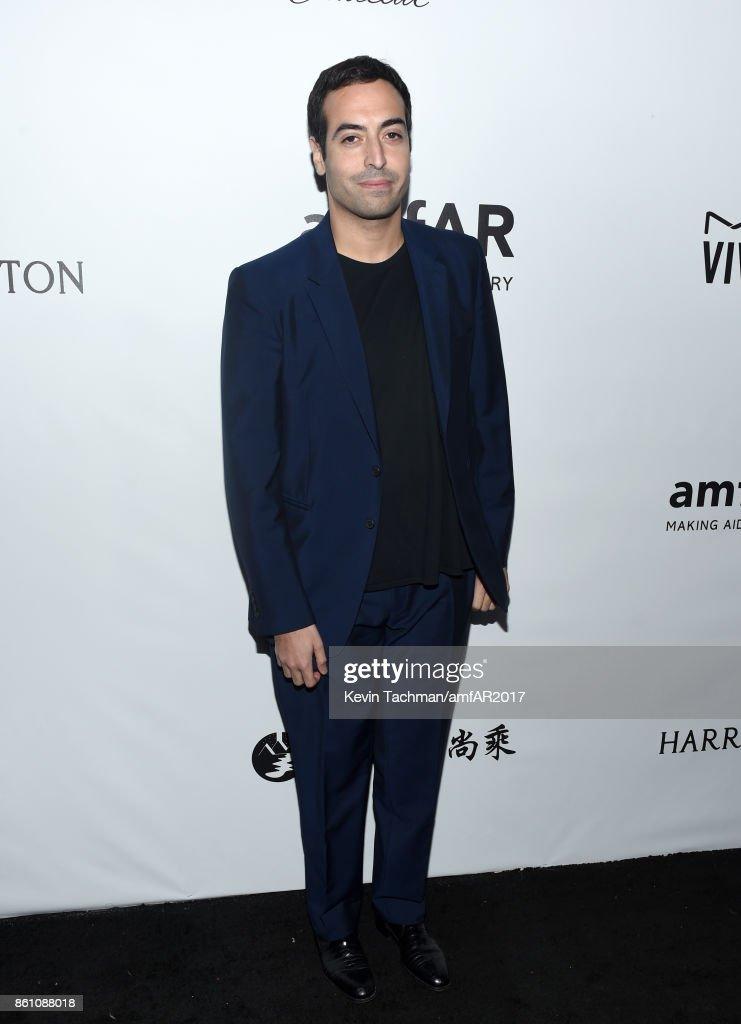 amfAR Los Angeles 2017 - Red Carpet