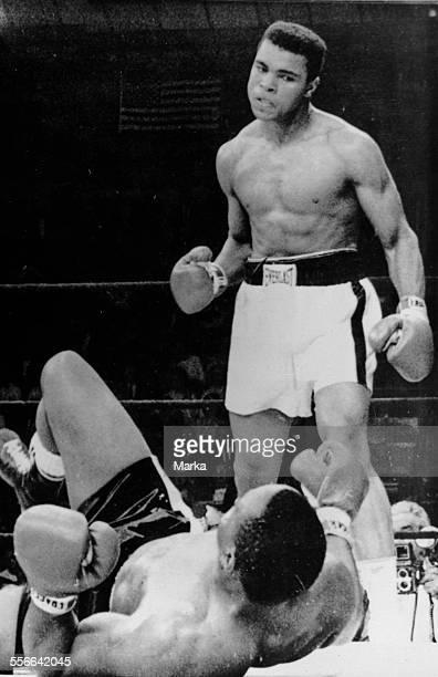 Mohammed Ali Vs Sonny Liston 1965