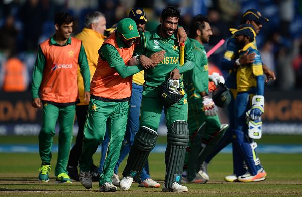 Sri Lanka v Pakistan - ICC Champions Trophy : News Photo