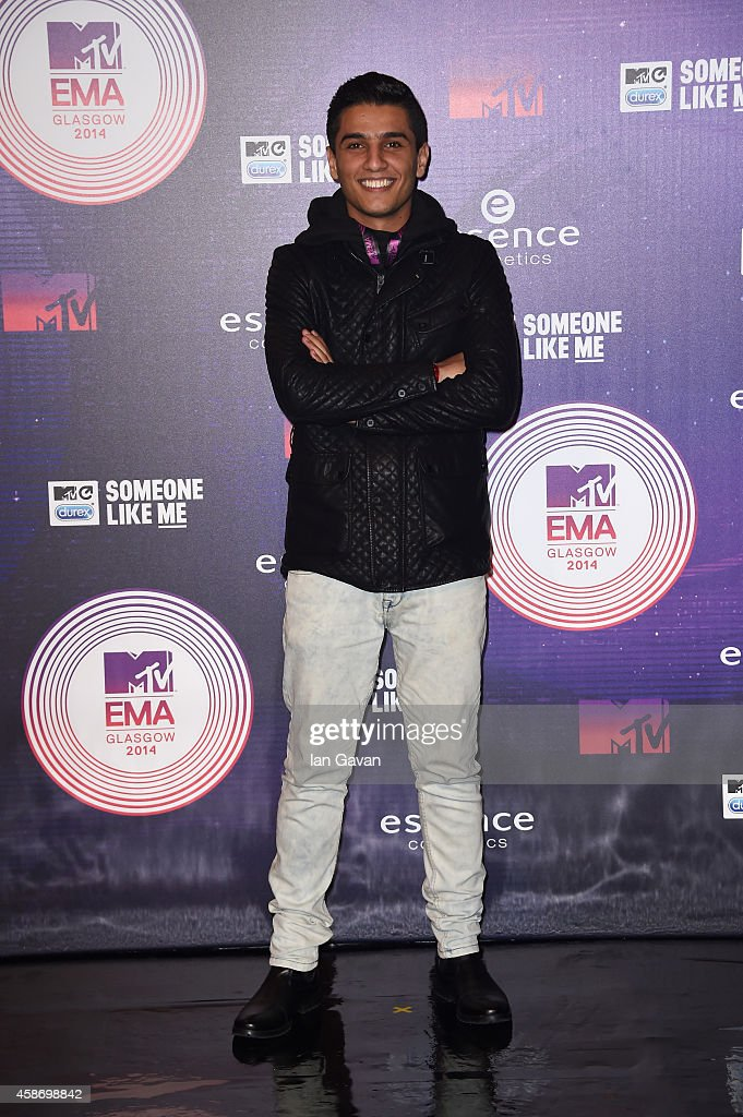 <a gi-track='captionPersonalityLinkClicked' href=/galleries/search?phrase=Mohammed+Assaf&family=editorial&specificpeople=10886300 ng-click='$event.stopPropagation()'>Mohammed Assaf</a> attends the MTV EMA's 2014 at The Hydro on November 9, 2014 in Glasgow, Scotland.