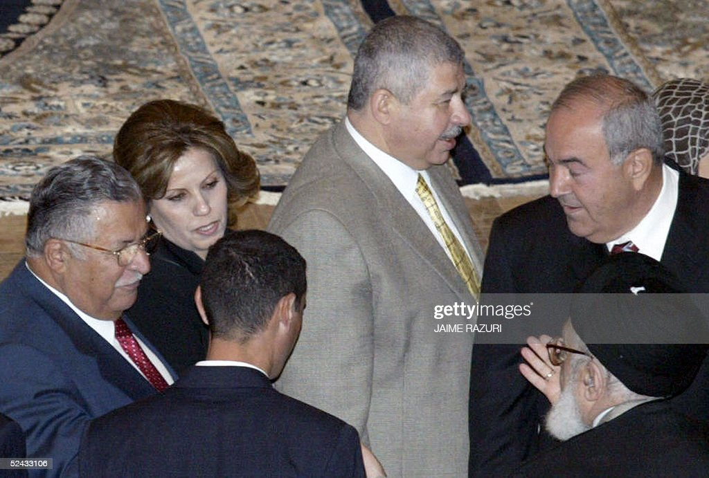 First Session of New Iraqi Parliament