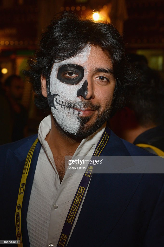 Mohammed Shareef attends the Khaleeji Reception at the Al Bander Restaurant during the 2012 Doha Tribeca Film Festival on November 21, 2012 in Doha, Qatar.