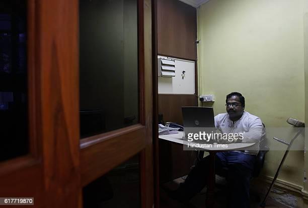 Mohan Nair Web Designer at Malad