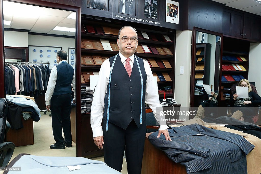 Mohan Ramchandani attends the 2013 Mohan's Winter Coat Drive Benefiting The Doe Fund a Mohan's Custum Tailors on December 19, 2013 in New York City.