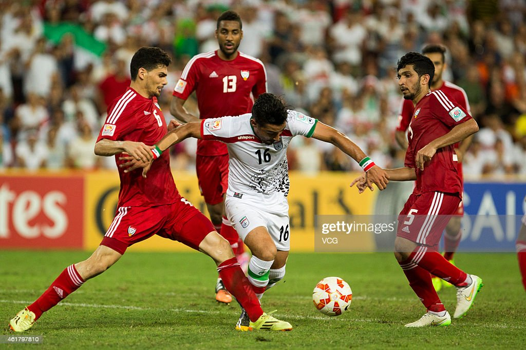 IR Iran v UAE - 2015 Asian Cup   Getty Images