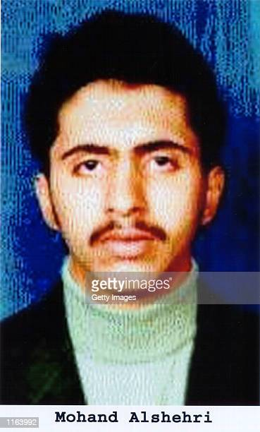 Mohand Alshehri one of the suspected hijackers of United Airlines that crashed in rural southwest Pennsylvania on September 11 2001 during a terror...