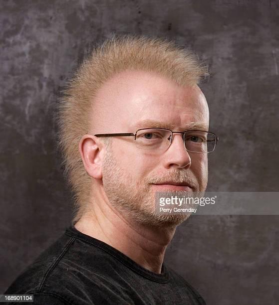 Mohawk Hairdo