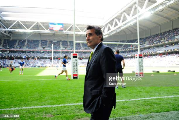 Mohed ALTRAD Montpellier / Castres 1/2Finale Top 14 Lille Photo Dave Winter / Icon Sport