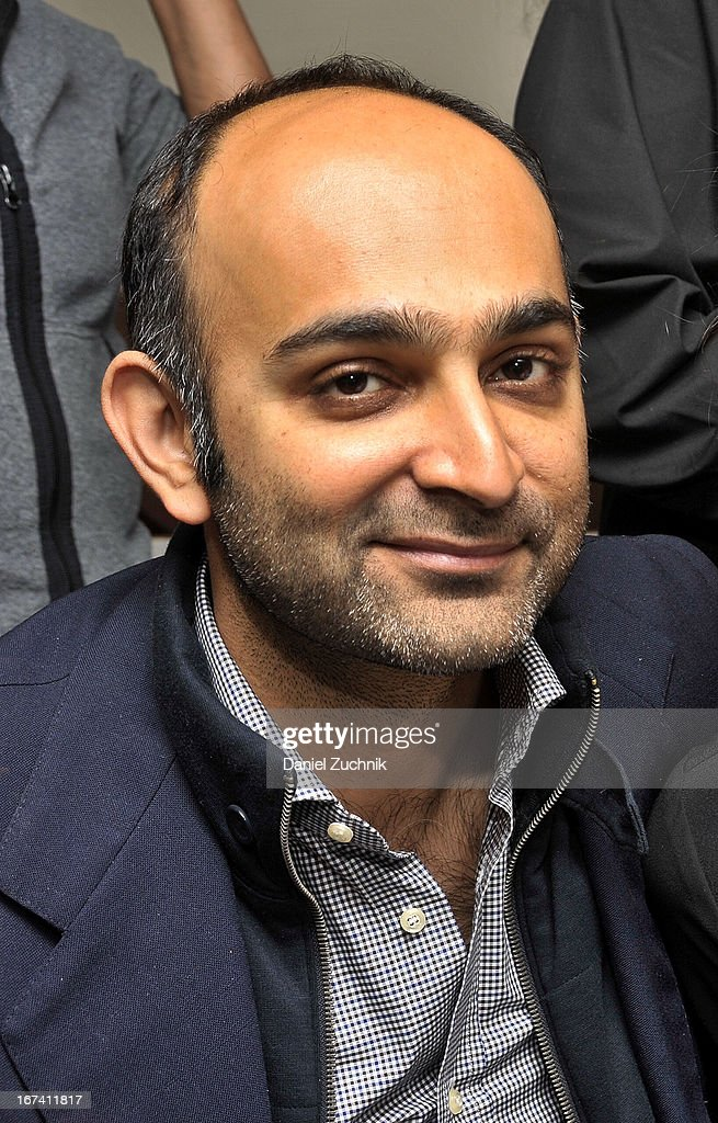 Mohsin Hamid attends the after party following 'The Reluctant Fundamentalist' screening during the 2013 New York Indian Film Festival at Yuva on April 24, 2013 in New York City.
