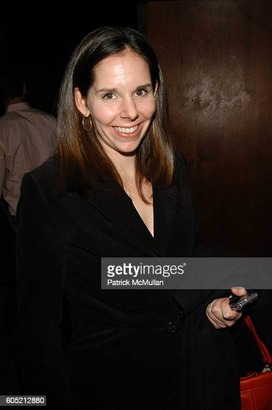 Moira Forbes attends Joonbug hosts the launch of GoTrumpcom sponsored by Blue Star Jets at Marquee NYC USA on January 24 2006
