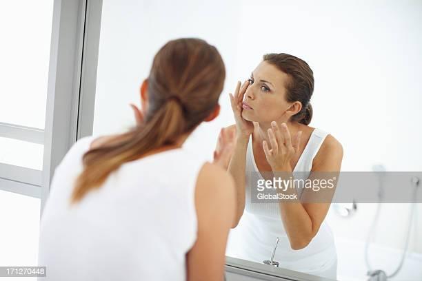 Moisturing la peau