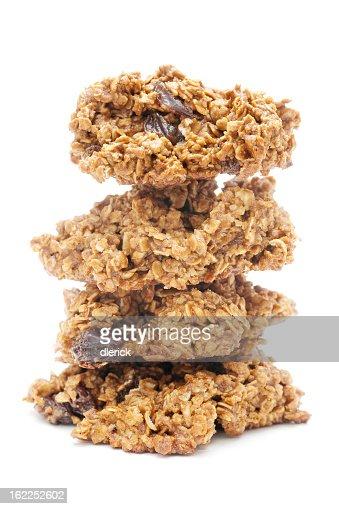 molasses raisin oatmeal drop cookies