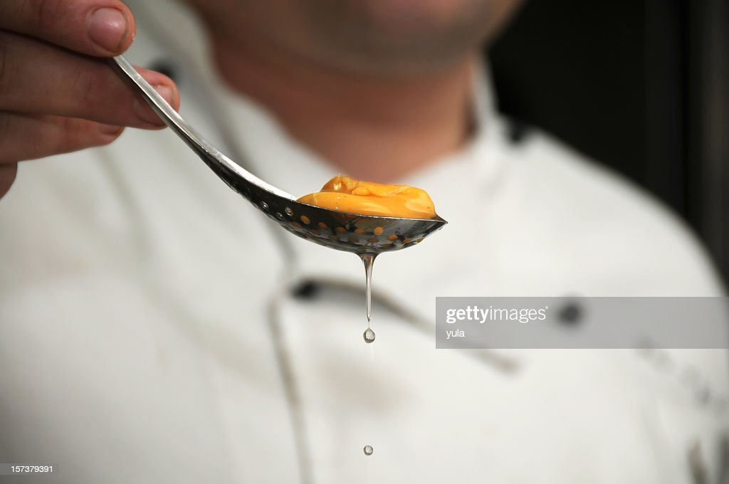 Molecular cooking