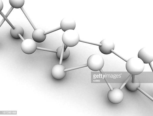 分子の科学ボール