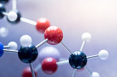 DNA, Molecule, Chemistry in laboratory lab testThe first DNA & molecule plate model: SONY A7 24 mp.