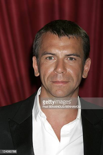Molieres 2005 ceremony at the Theatre Mogador In Paris France On May 09 2005 Philippe Torreton