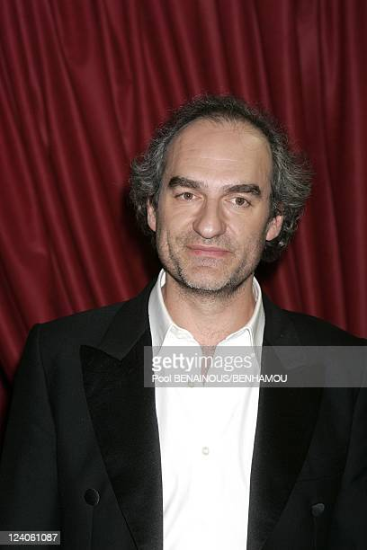 Molieres 2005 ceremony at the Theatre Mogador In Paris France On May 09 2005 Michel Vuillermoz