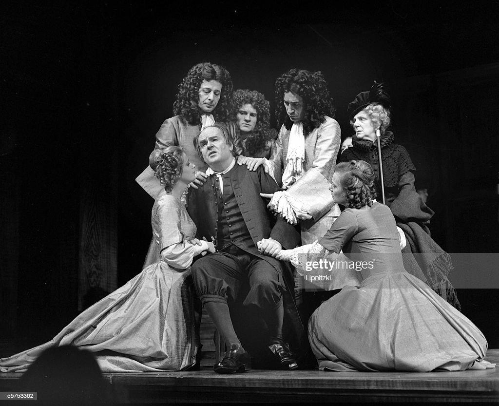 Molière: Getty Images