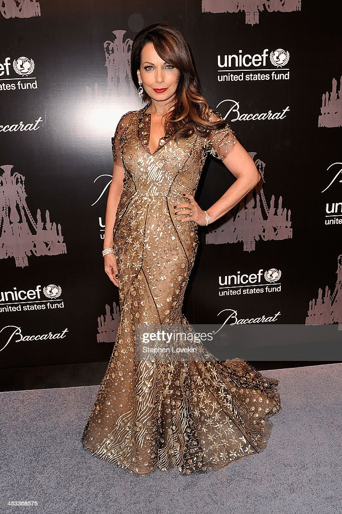 Moll Anderson attends The Ninth Annual UNICEF Snowflake Ball at Cipriani, Wall Street on December 3, 2013 in New York City.