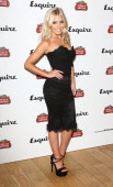Mollie King attends Esquire's first summer party at Somerset House on May 29 2013 in London England