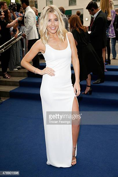 Mollie King attends One For The Boys Fashion Ball hosted by Samuel L Jackson uniting men against cancer to kick start London Collections Men at The...