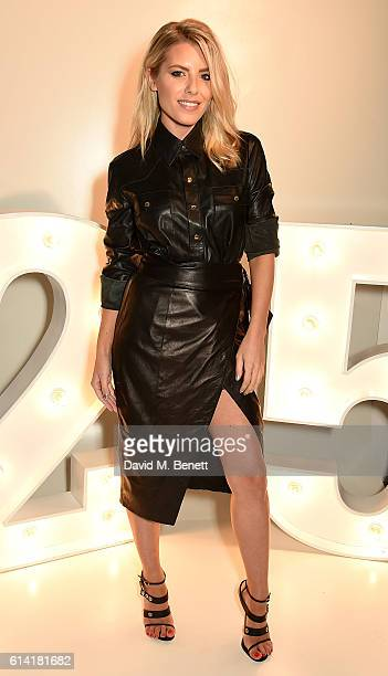 Mollie King attends the launch of the Esquire Townhouse with Dior on October 12 2016 in London England