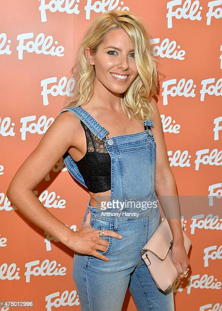 Mollie King Stock Photos And Pictures Getty Images