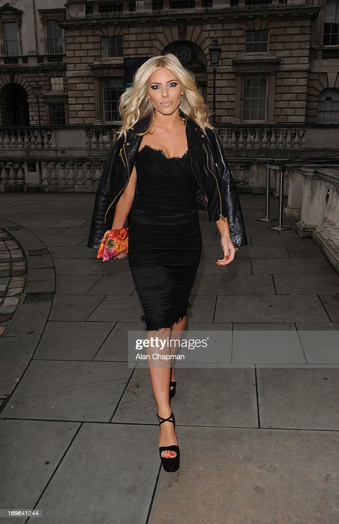 <a gi-track='captionPersonalityLinkClicked' href=/galleries/search?phrase=Mollie+King&family=editorial&specificpeople=5522262 ng-click='$event.stopPropagation()'>Mollie King</a> sighting arriving at the Esquire Summer Party Somerset House The Strand on May 29, 2013 in London, England.