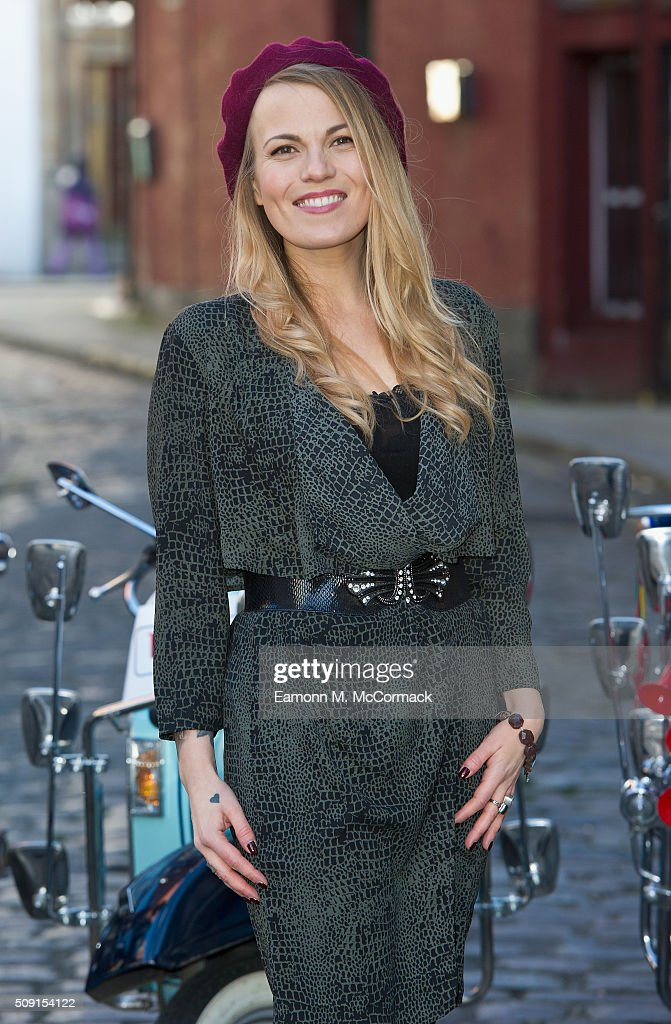 Mollie Marriott poses at Photocall for 'All Or Nothing' on February 9, 2016 in London, England.