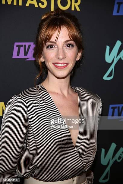 Molly Bernard attends the 'Younger' Season 3 'Impastor' Season 2 New York Premiere at Vandal on September 27 2016 in New York City