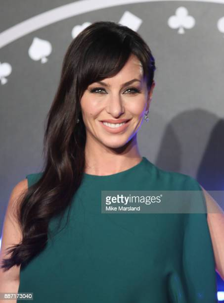 Molly Bloom attending the 'Molly's Game' UK premiere held at Vue West End on December 6 2017 in London England