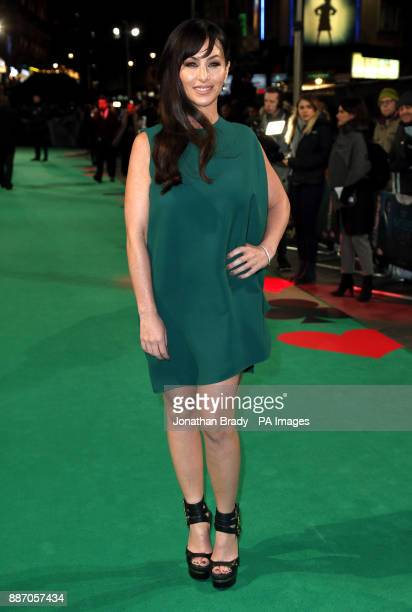 Molly Bloom attending the UK Premiere of Molly's Game at Vue West End Leicester Square London
