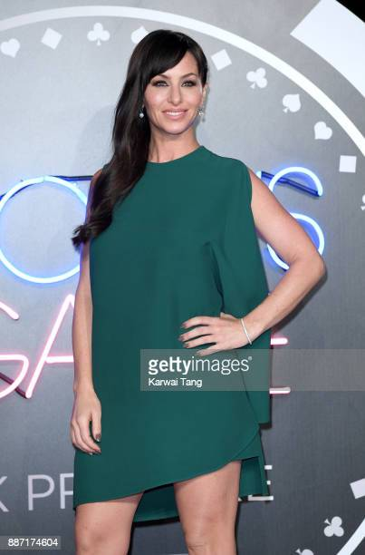 Molly Bloom attends the 'Molly's Game' UK premiere at Vue West End on December 6 2017 in London England