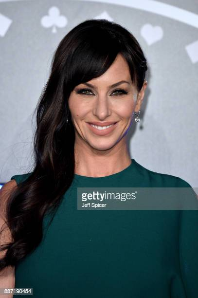 Molly Bloom attends the 'Molly's Game' UK premiere held at Vue West End on December 6 2017 in London England