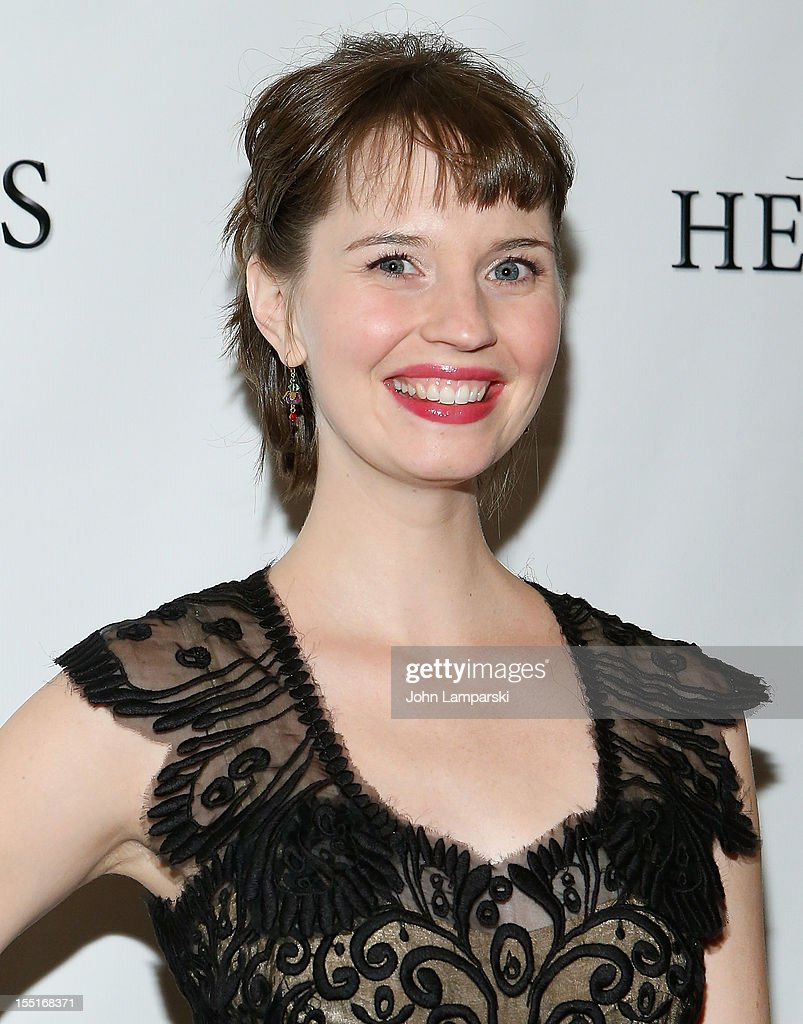 Molly Camp attends the after party following the Broadway revival opening night of 'The Heiress' at The Edison Ballroom on November 1, 2012 in New York City.