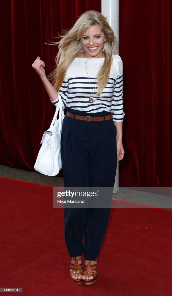 Molly King attends 'An Audience With Michael Buble' at The London Studios on May 3 2010 in London England