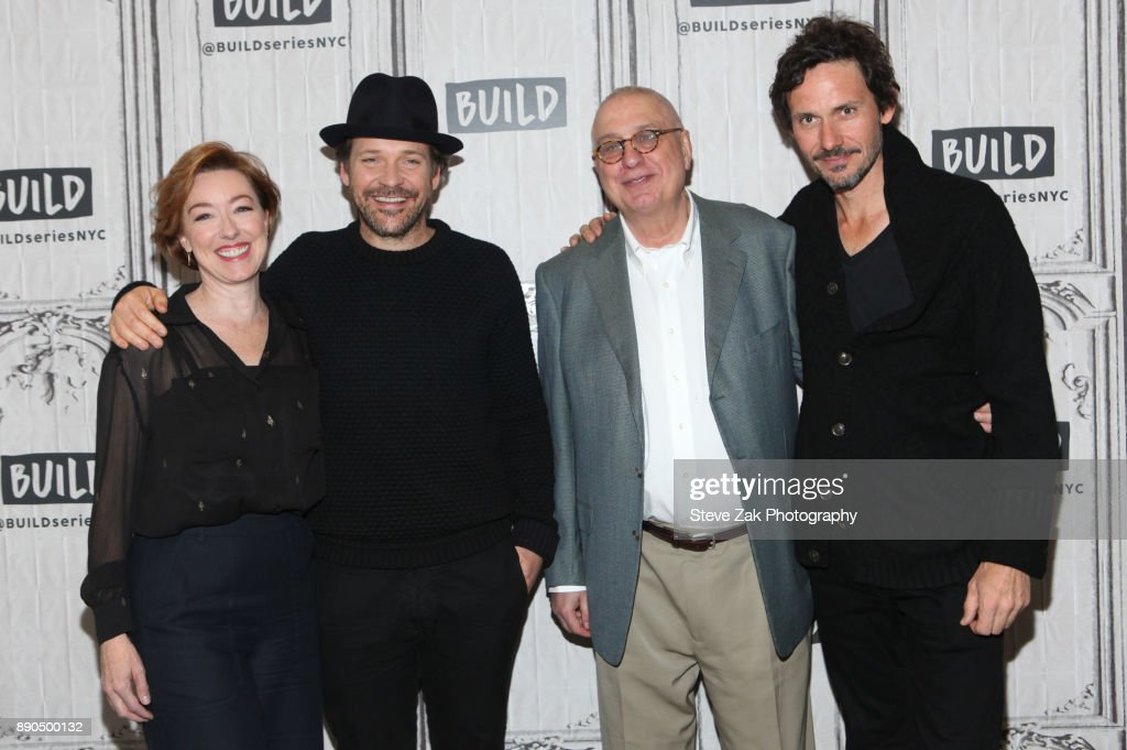 "Build Series Presents Errol Morris, Peter Sarsgaard, Molly Parker & Christian Camargo Discussing ""Wormwood"""