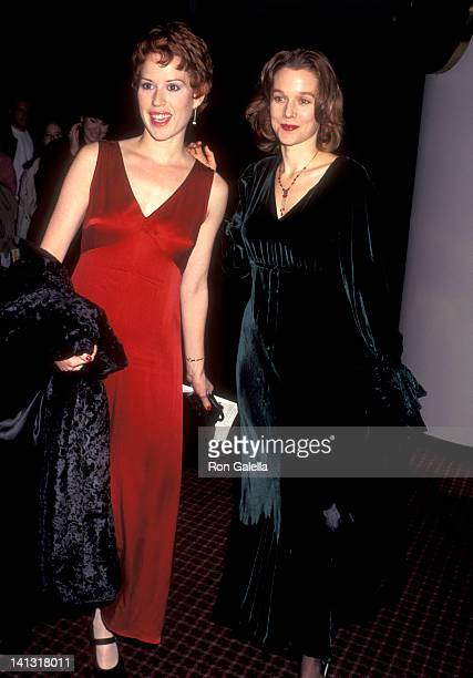 Molly Ringwald and Penelope Ann Miller at the Jerry Lewis Opens in 'Damn Yankees' Marquis Theatre New York City