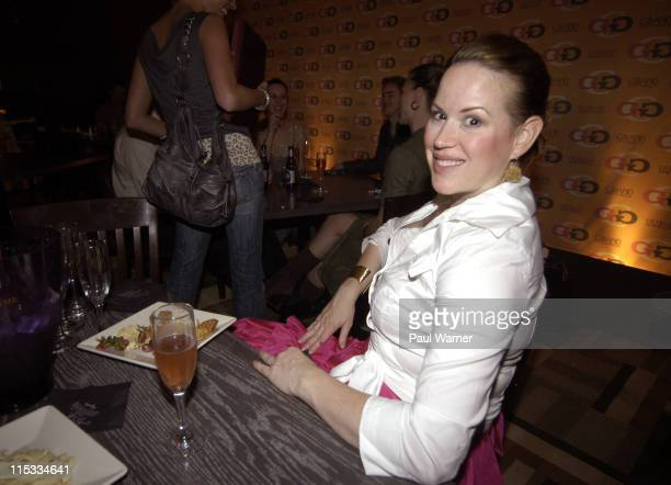 Molly Ringwald as Sweet Charity during Gran Centenario Tequila Sponsors the 'Sweet Charity' Exclusive Cast After Party in Detroit at Grand City...