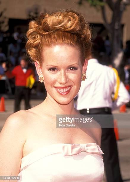 Molly Ringwald at the 48th Annual Primetime Emmy Awards Pasadena Civic Auditorium Pasadena