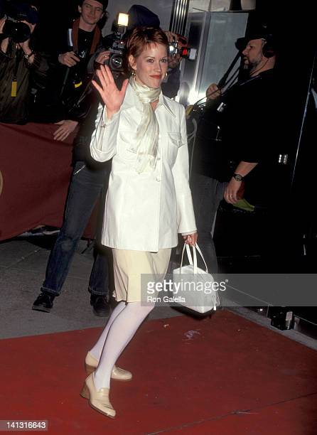 Molly Ringwald at the Grand Opening of The Fashion Cafe The Fashion Cafe New York City