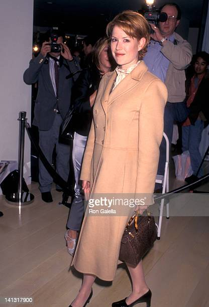 Molly Ringwald at the Launch of New Company Perfumes Isabell Mondrial Hotel West Hollywood
