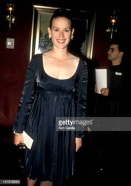 Molly Ringwald at the NY Premiere of 'City Slickers II Legend of Curly's Gold' Ziegfeld Theater New York City